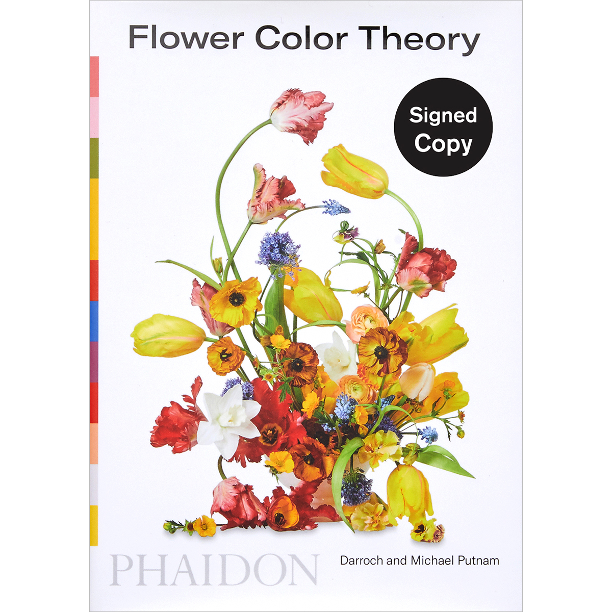 Flower Color Theory (signed edition)