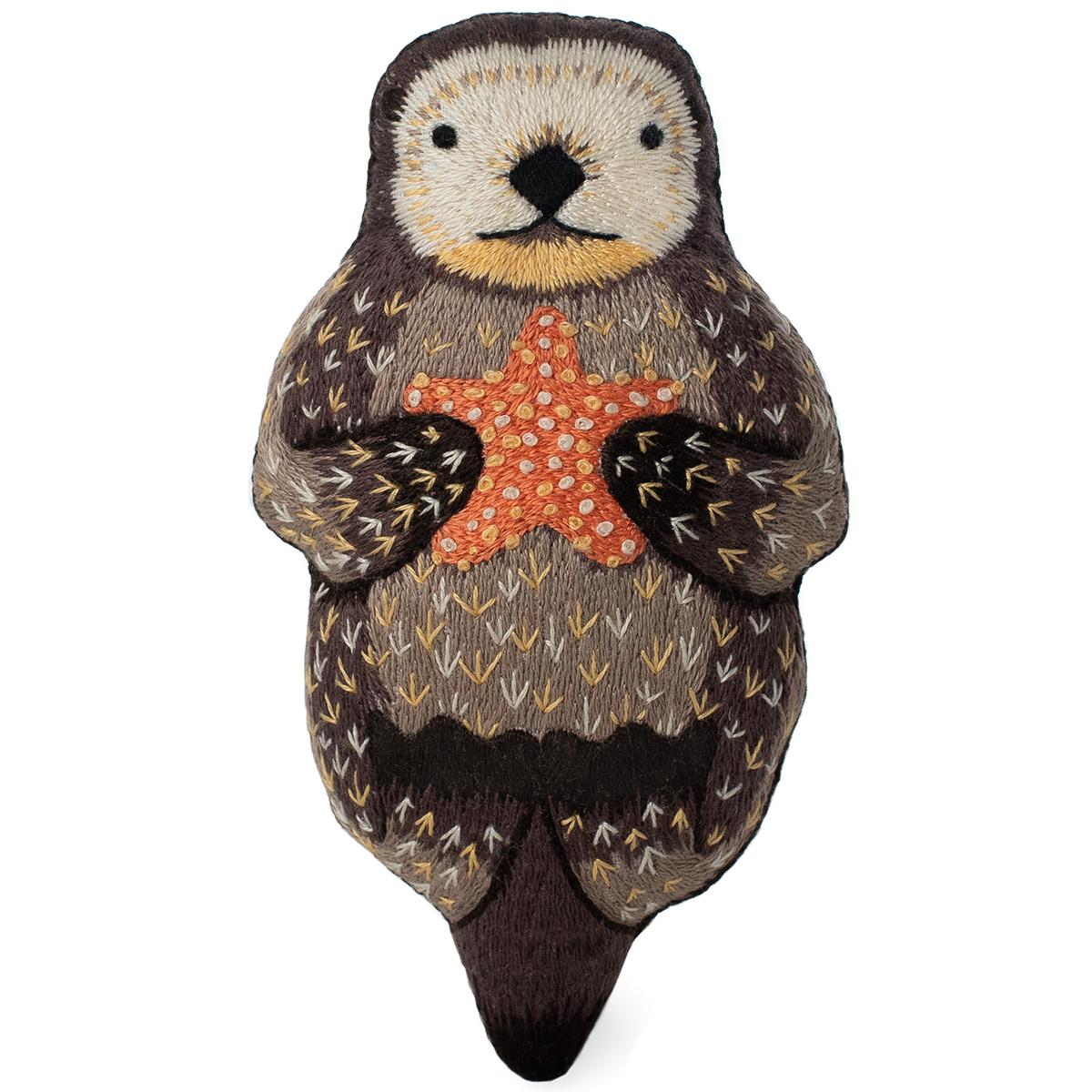 Otter doll kit