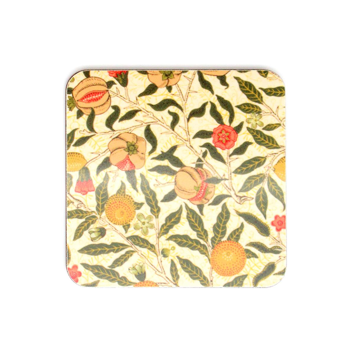 William Morris Fruit coaster