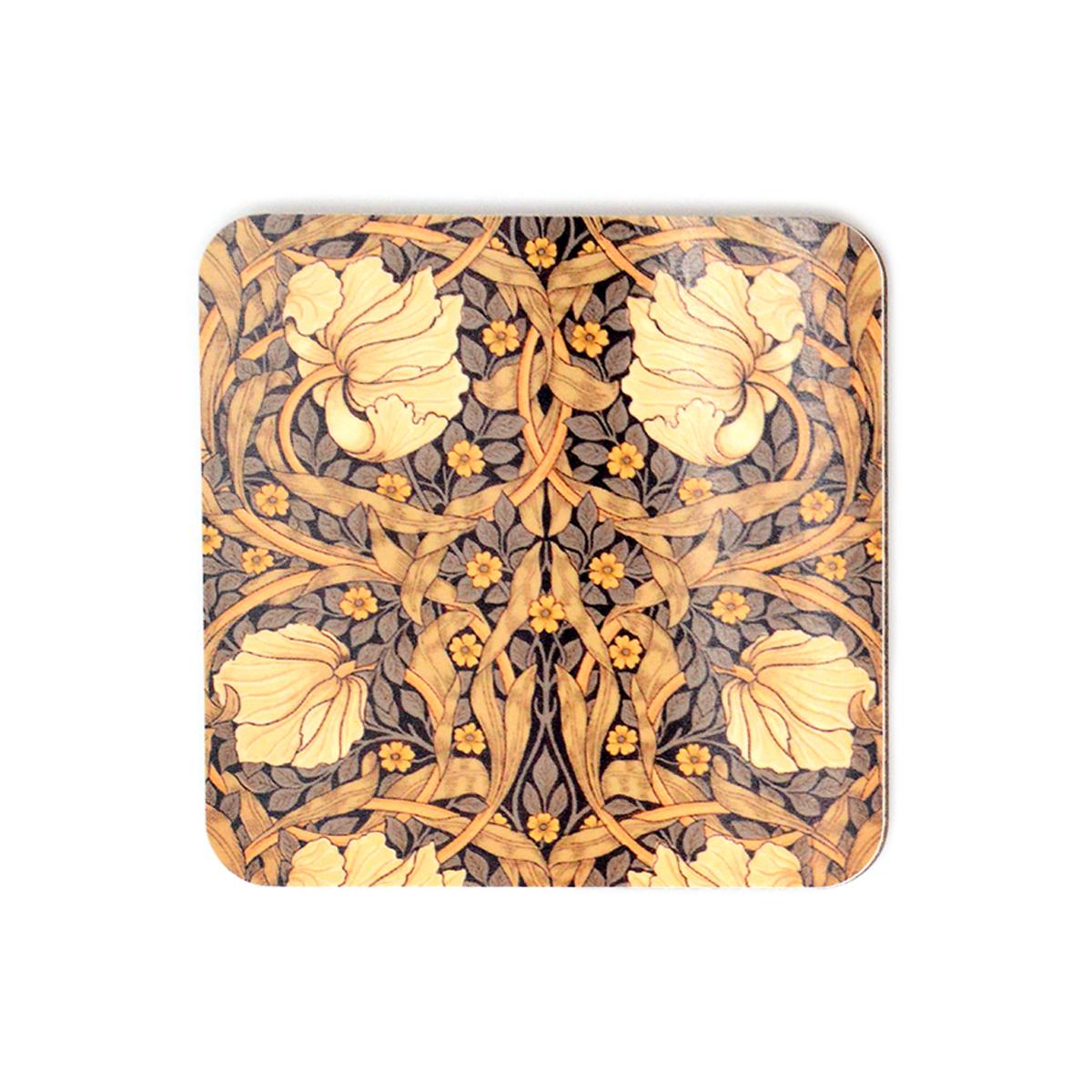 William Morris Pimpernel coaster