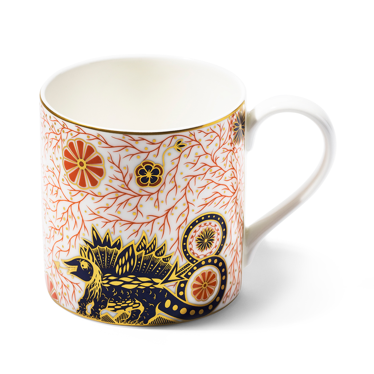 Mythical Beasts mug by Richard Brendon