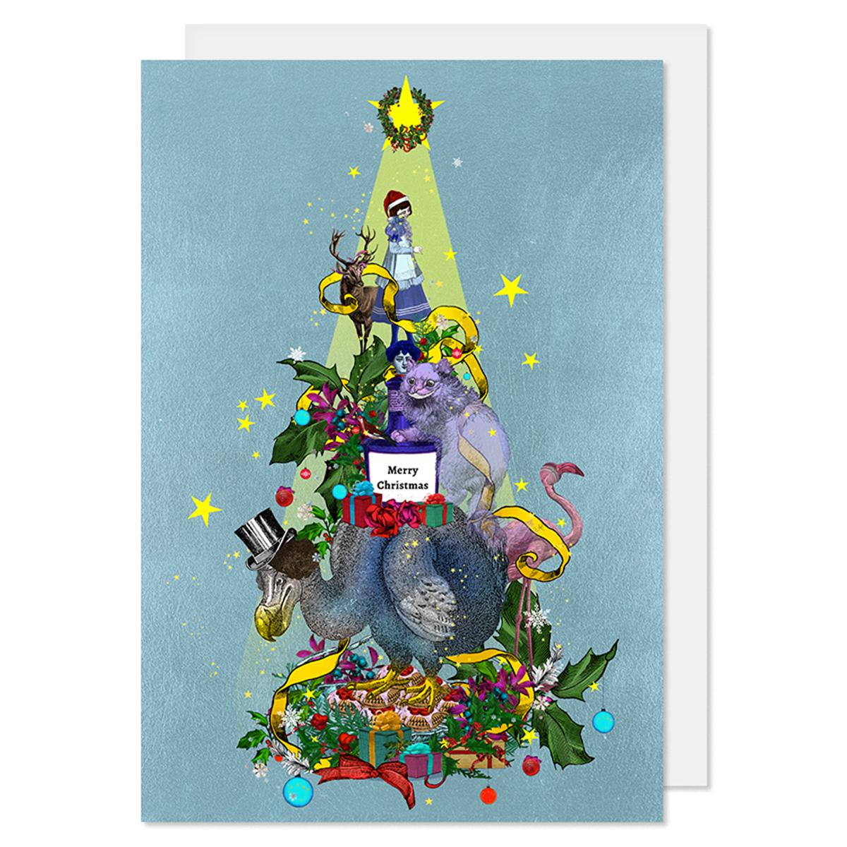 Between Wonderlands Christmas card pack