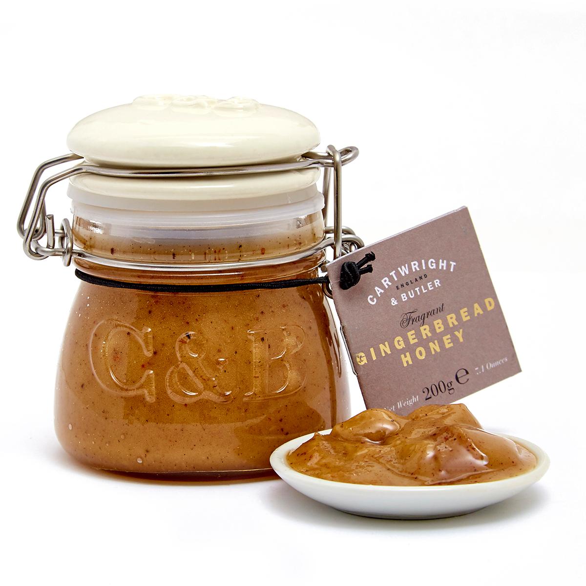 Gingerbread honey