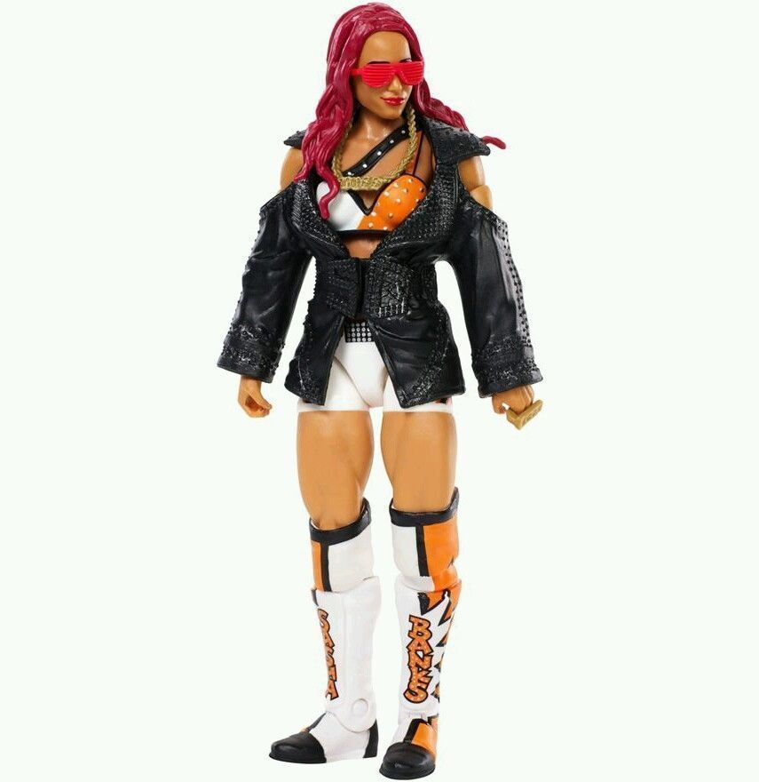 WWE Mattel Sasha Banks Elite Series 44 Figure