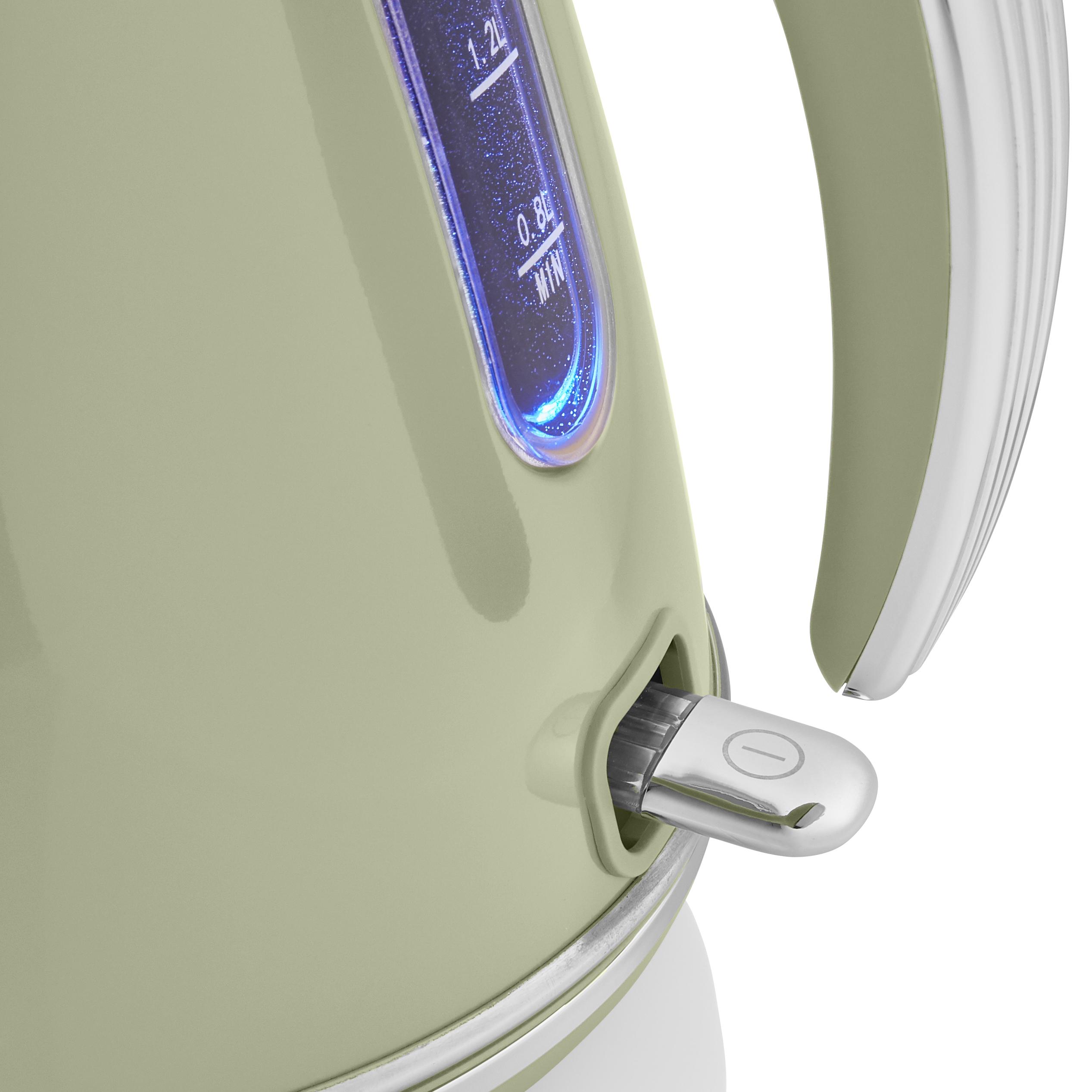 thumbnail 41 - Swan Retro 1.5L Jug Kettle 3KW, 2 Slice Toaster 815W & 20L Digital Microwave Set