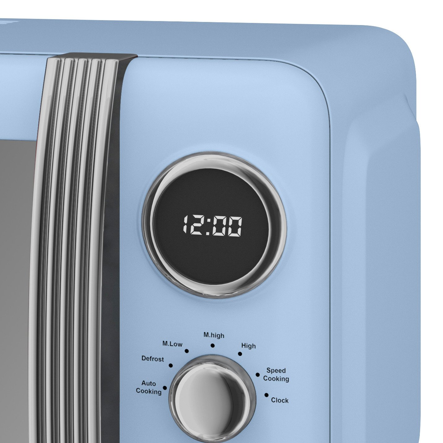 thumbnail 24 - Swan Retro 1.5L Jug Kettle 3KW, 2 Slice Toaster 815W & 20L Digital Microwave Set