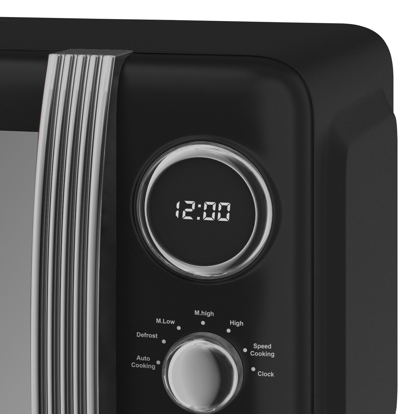 thumbnail 12 - Swan Retro 1.5L Jug Kettle 3KW, 2 Slice Toaster 815W & 20L Digital Microwave Set