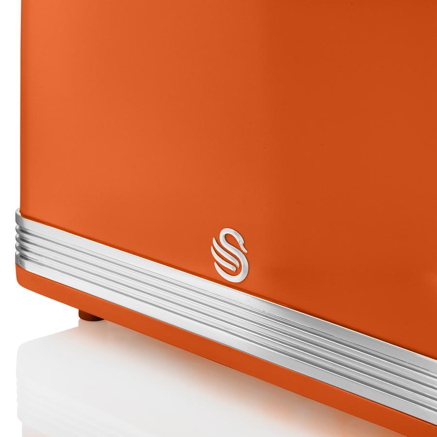 thumbnail 69 - Swan Retro 1.5L Jug Kettle 3KW, 2 Slice Toaster 815W & 20L Digital Microwave Set