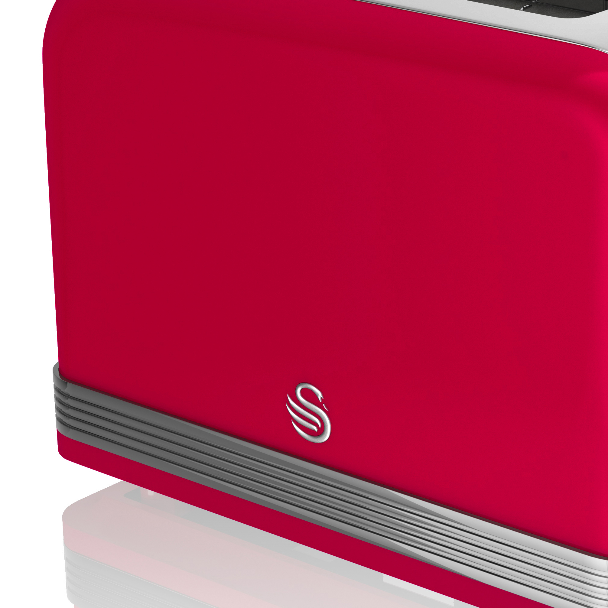 thumbnail 105 - Swan Retro 1.5L Jug Kettle 3KW, 2 Slice Toaster 815W & 20L Digital Microwave Set