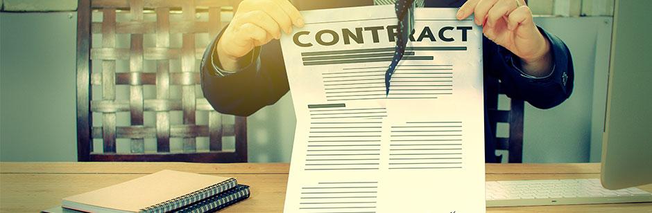Rupture Contrat De Professionnalisation Conditions Formalités