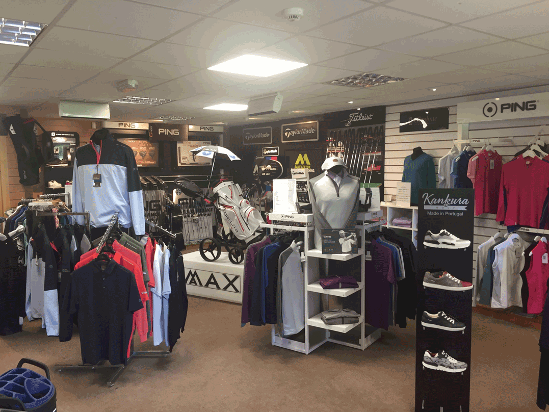 Pro Shop - Clontarf Golf Club
