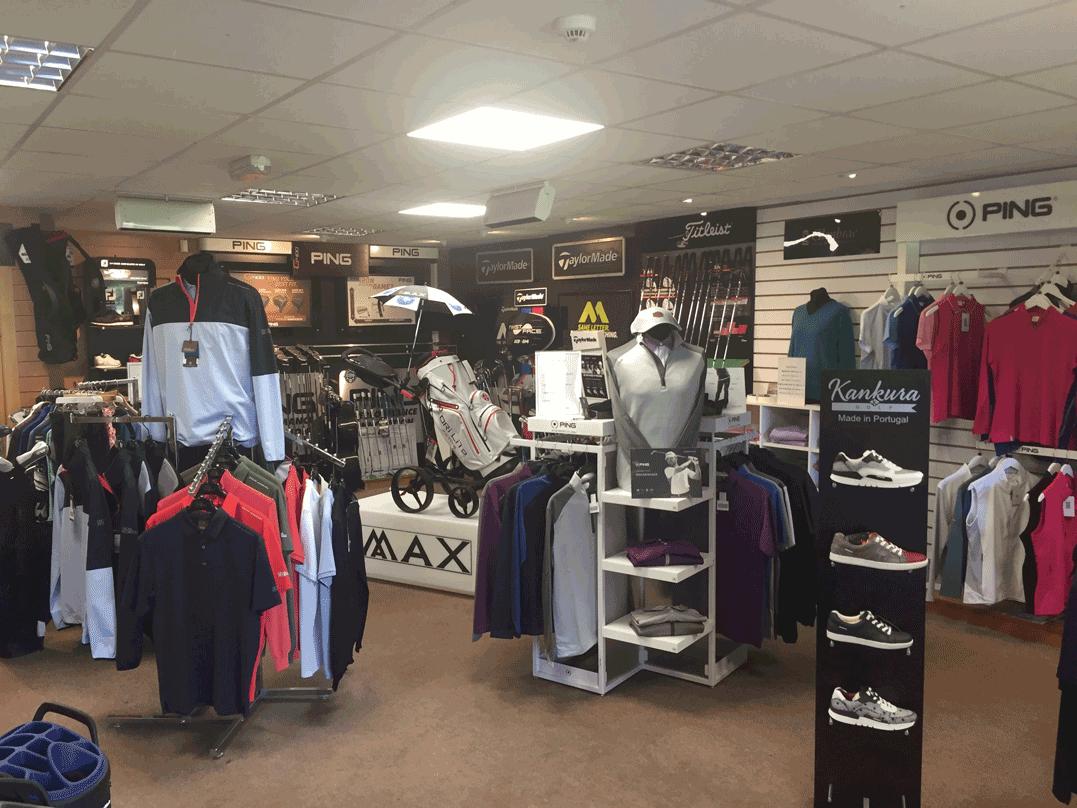 2e32ae8c Pro Shop - Clontarf Golf Club
