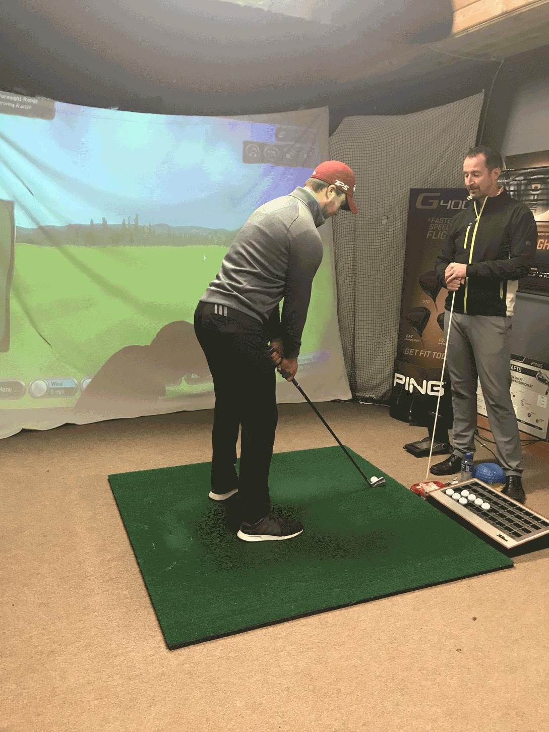 Golf Lessons at Clontarf Golf Club