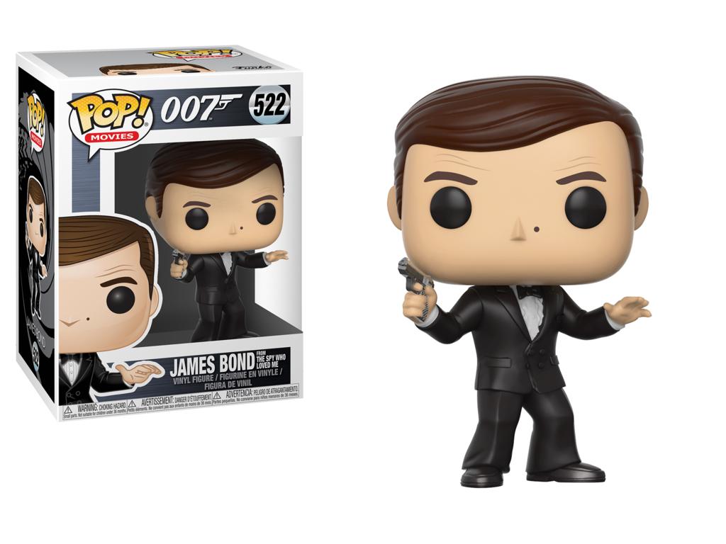 James Bond Funko Pop Vinyl Figur 521 Blofeld Sammler Figurine 9 cm NEU /& OVP