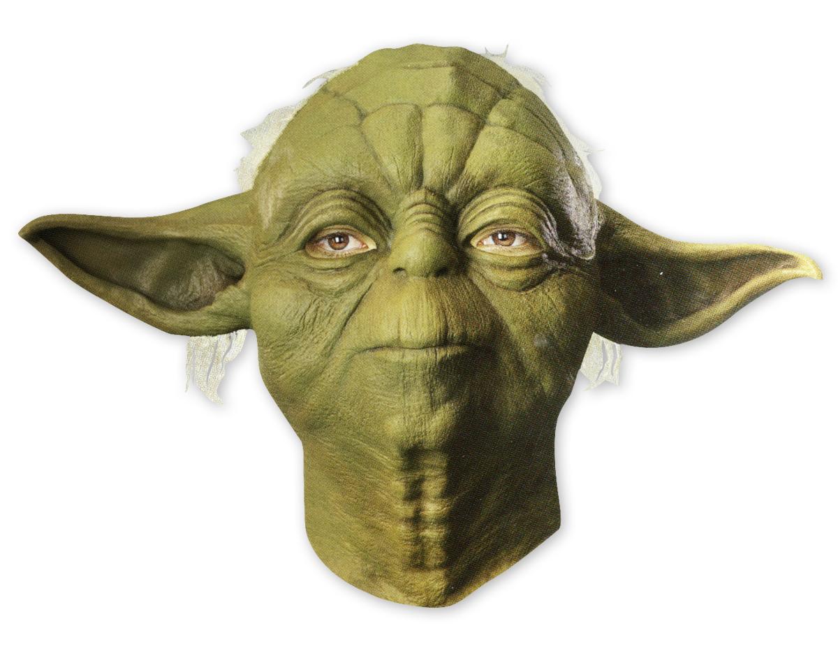 Star Wars Maske Yoda   eBay