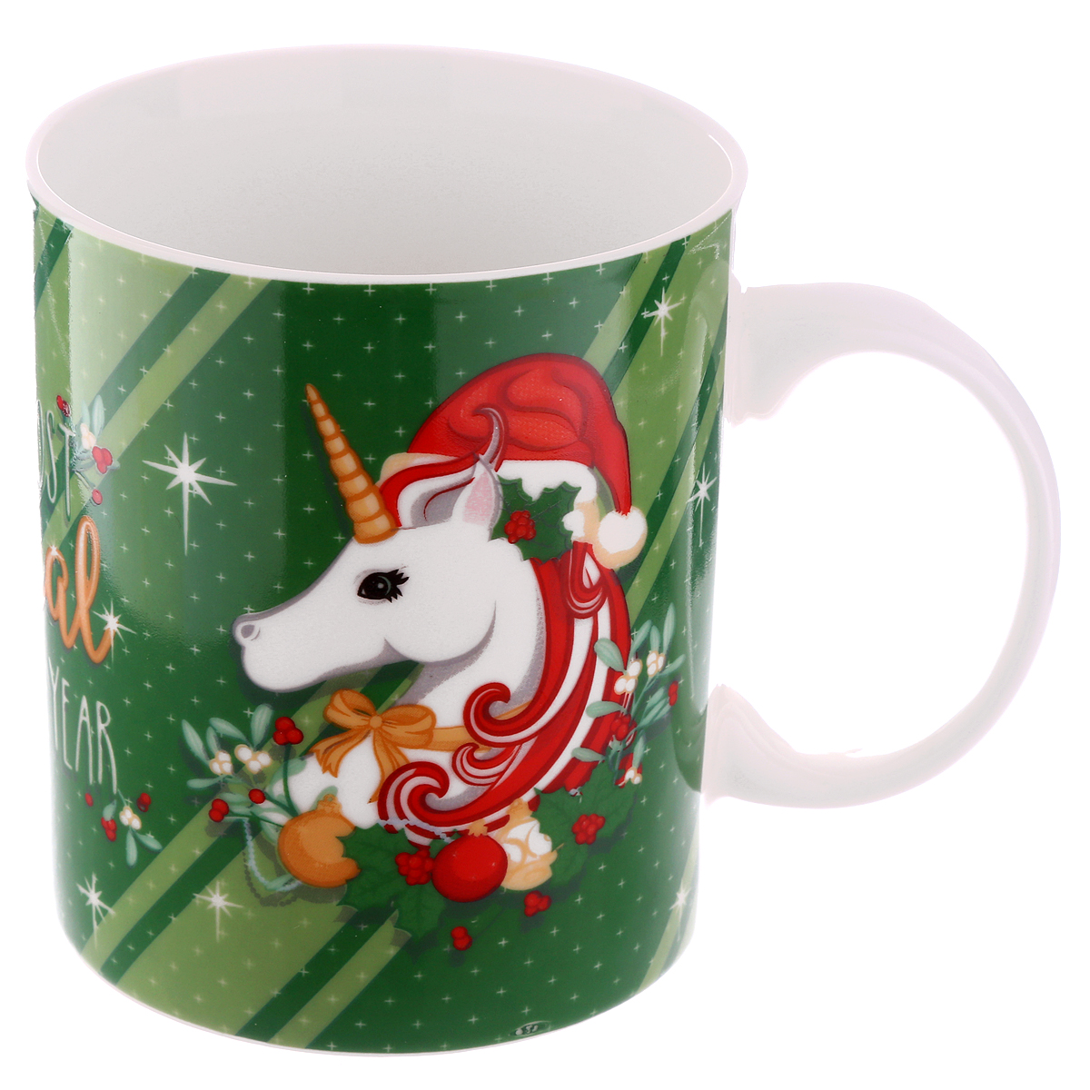 Einhorn Tasse aus Keramik Kaffeetasse Kaffeebecher Mug Einhorn Tasse Neu /& OVP