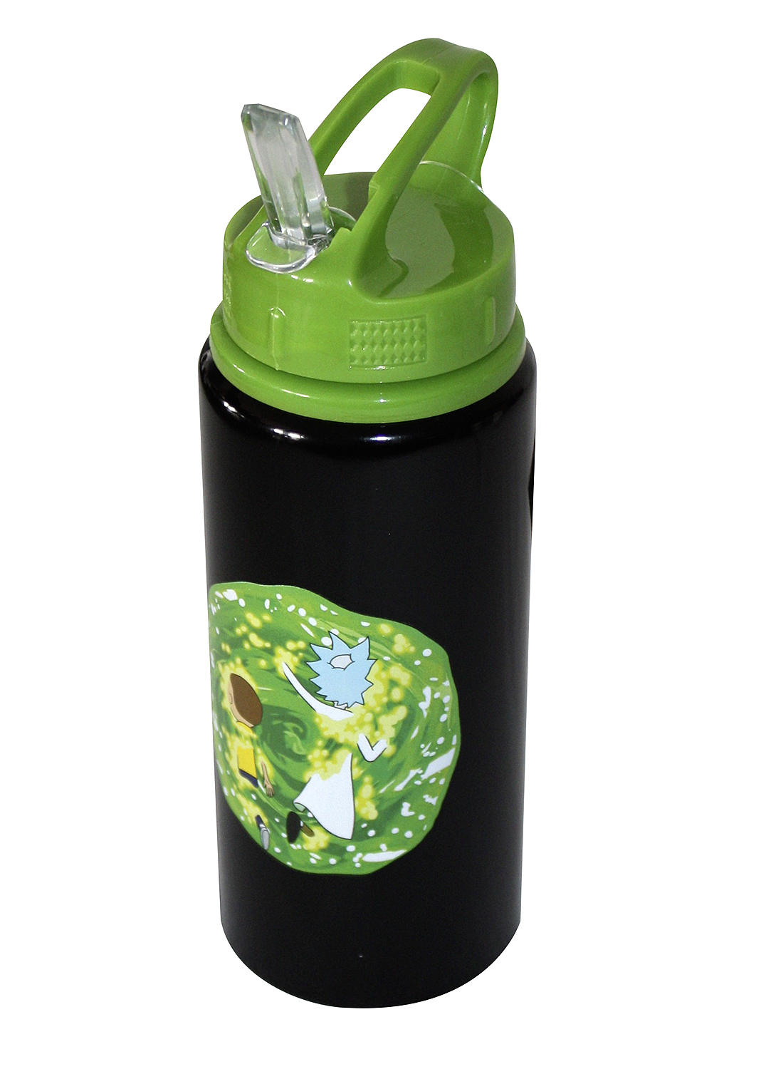 10311fa5db Rock and Morty aluminium drinking bottle Portal 5028486377428 | eBay