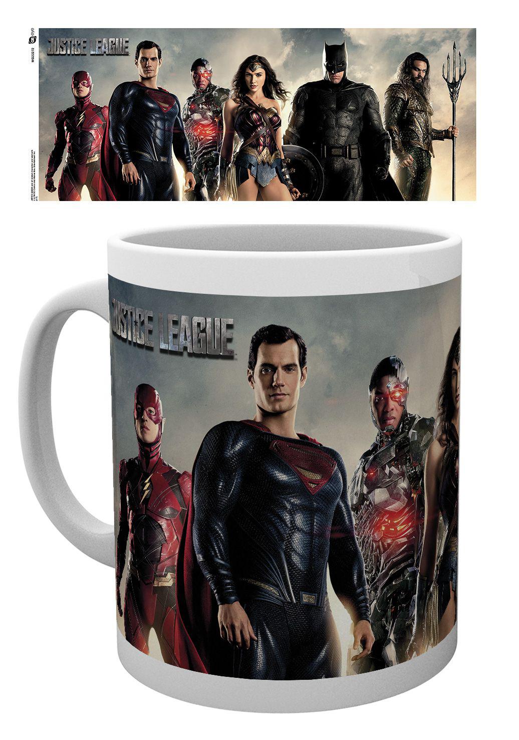 Offiziell Dc Comics Justice League Wonder Woman Film Aktion Kaffee Tasse
