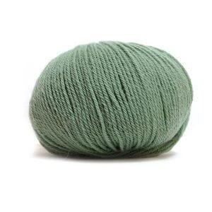 Bluum strikkesett - Kanin Jadegrønn Strikk 2-3 år