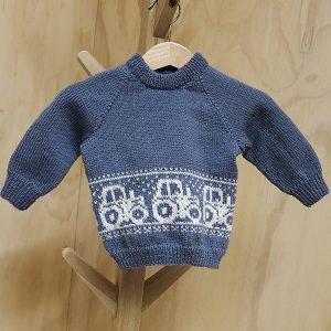 Den originale traktor-genseren