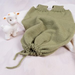 Bluum sparkepose i Pure Eco baby Wool