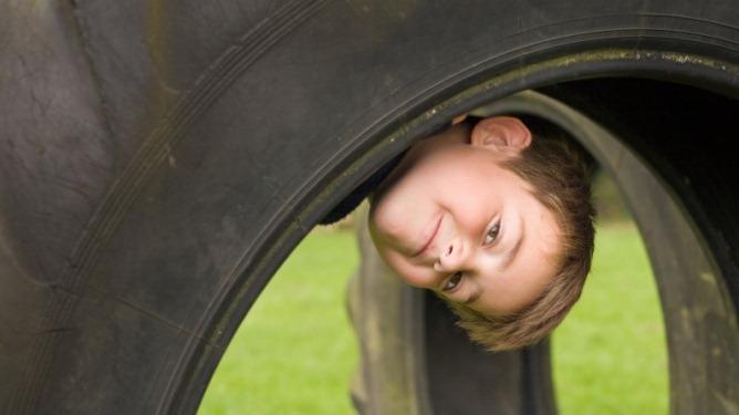 Sikkerhet for barn utendørs