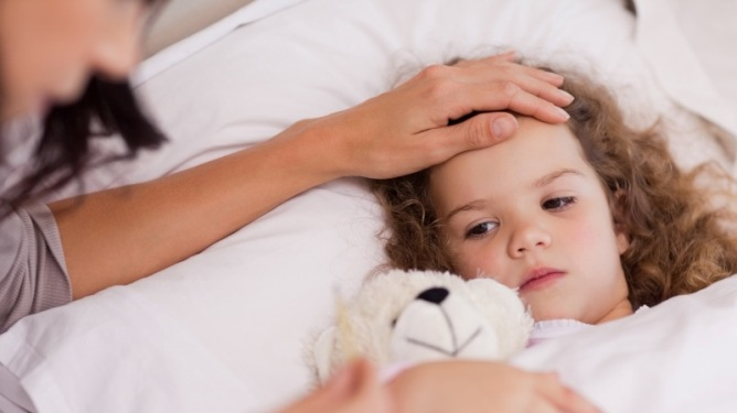 er 37 7 feber hos barn