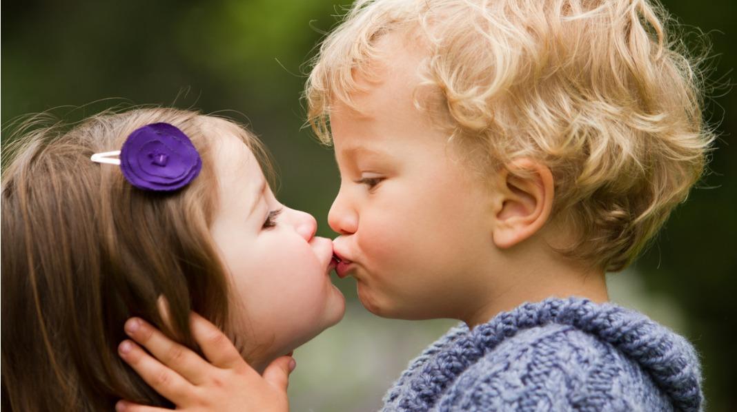 barns seksualitet