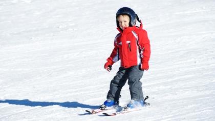 På vinterferie med barn