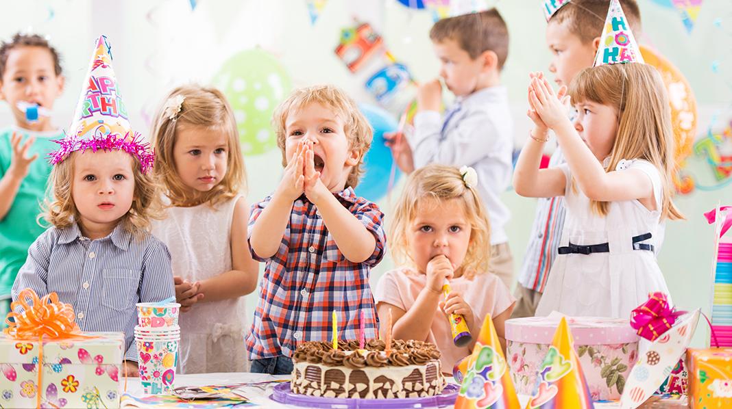 Bursdagen er viktig for de små, og noe de teller ned til i lang tid på forhånd. Illustrasjonsfoto: iStock