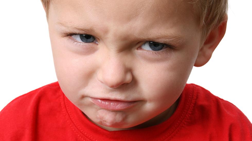 Jesper Juul mener at alle følelser bør være aksepterte - også de mindre hyggelige. Illustrasjonsfoto: Shutterstock