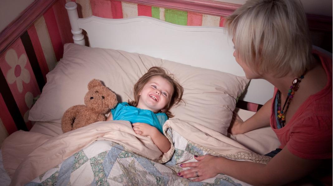 Søvn Barn vil ikke sove Jesper Juul