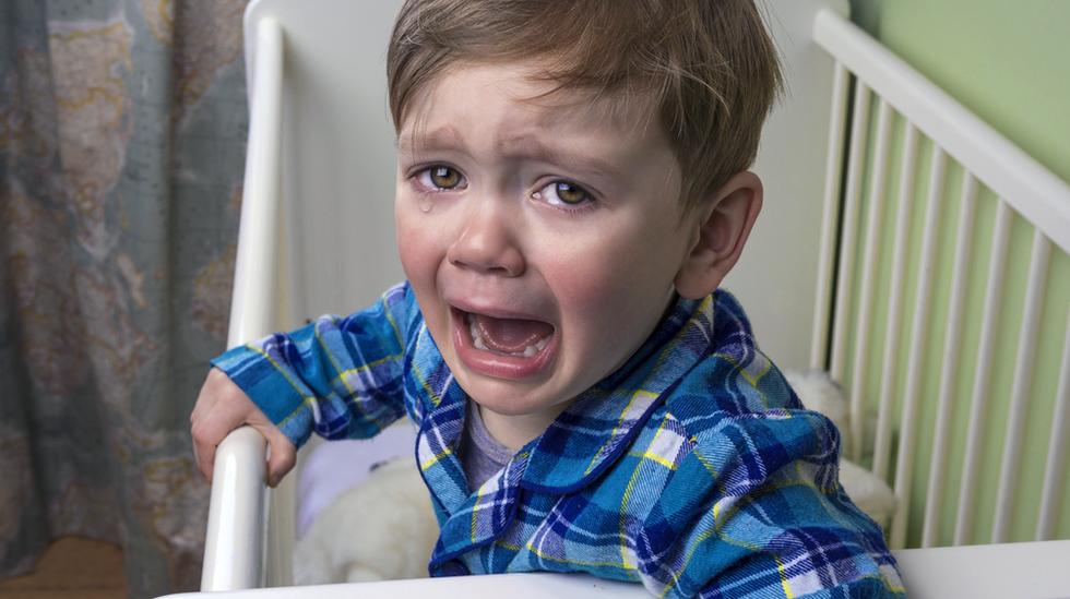 Det er mulig å få barnet til å sove uten kamp! Ill.foto: Shutterstock