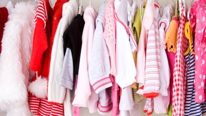Er du enig? Er det lettere å finne klær til jenter enn gutter? Ill.foto: Istockphoto
