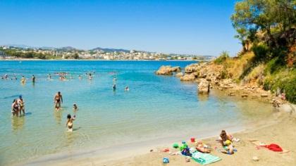 Kreta topper Star Tours liste over mest populære reisemål i år. Her fra Agii Apostoli. (Foto: Star Tour)
