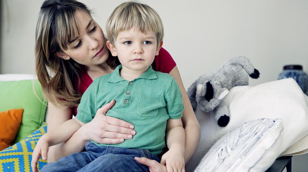 Hvordan skal man vite om det er alvorlig? Lege Hanne May Hetland gir råd. Ill.foto: Shutterstock