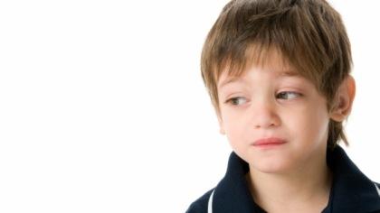Sier du ifra når du ser barn som lider? Illustrasjonsfoto: Crestock