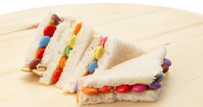 Kunne du sendt med sånne skiver i ditt barns matboks? Illustrasjonsfoto: iStockphoto