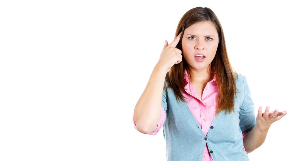 Lite gjennomtenkt og noen ganger direkte ufint. Kvinner skal høre mye før øra faller av. Illustrasjonsfoto: Shutterstock
