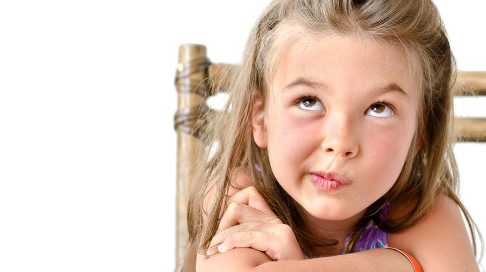 Barn med konsentrasjonsproblemer sliter gjerne med å holde fokuset på en aktivitet og skifter derfor ofte. Illustrasjonsfoto: Crestock