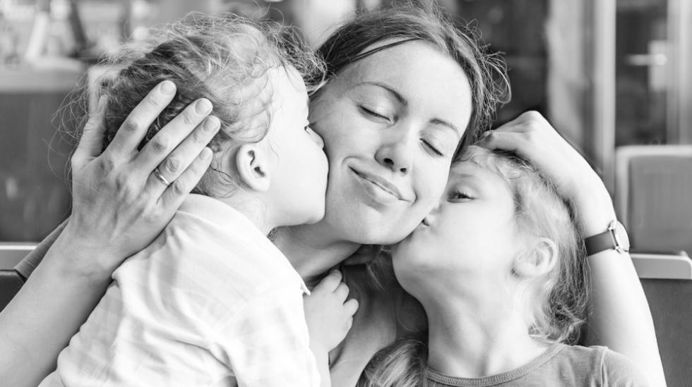 Heldigvis synes vi våre små er verdens skjønneste - uansett. Illustrasjonsfoto: Shutterstock