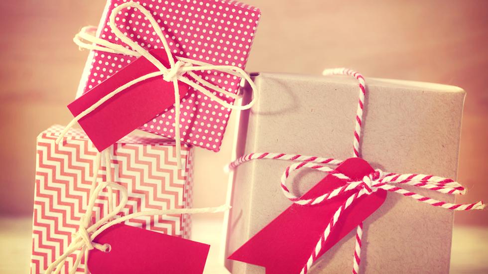 Alle setter pris på en hyggelig overraskelse. Illustrasjonsfoto: Shutterstock