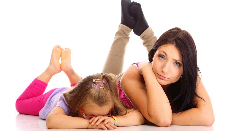 Har du satt en merkelapp på barnet ditt? Illustrasjonsfoto: Shutterstock