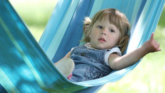 Unger trenger også å slappe av. Illustrasjonsfoto: Crestock