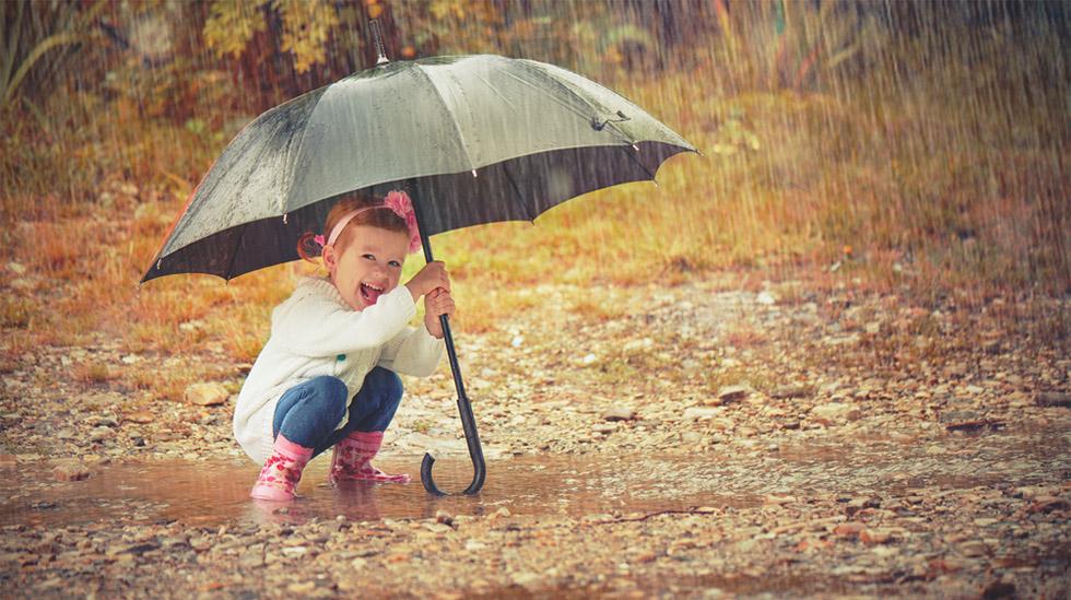 Barn lever i nuet. Illustrasjonsfoto: Shutterstock