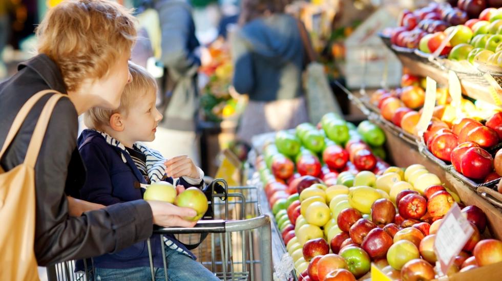 Er du bevisst på hva du bruker pengene på når du handler? Illustrasjonsfoto: Shutterstock