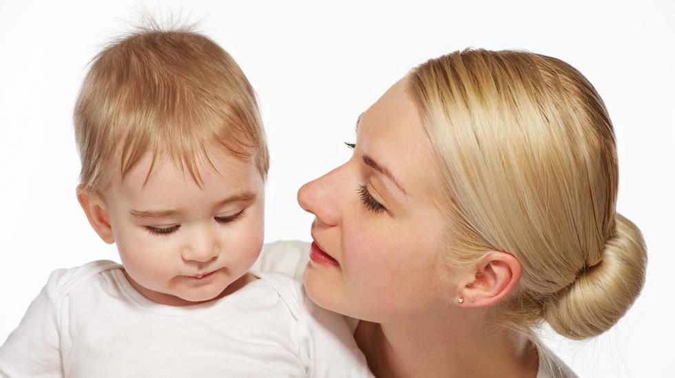 Marte begynte tidlig å merke at Christian ikke var som alle andre barn. Illustrasjonsfoto: Shutterstock