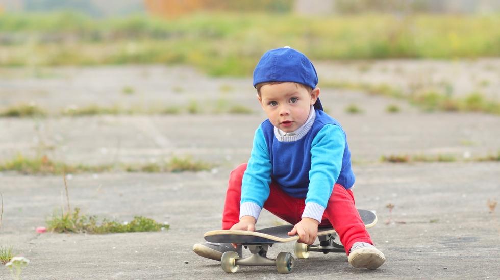 Aller helst ønsker vi jo å ikke trenge barneforsikringen. Illustrasjonsfoto: Shutterstock