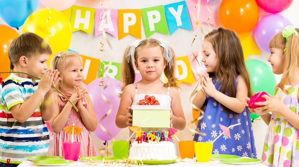 Har barna nok med én felles bursdagsgave, eller tar vi da bort noe av gleden ved bursdagsfeiringen? Illustrasjonsfoto: Shutterstock