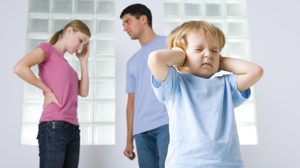 I kampens hete må du legge til side egne følelser, og rette oppmerksomheten mot barnet, sier kronikkforfatterne.  Illustrasjonsfoto: Shutterstock